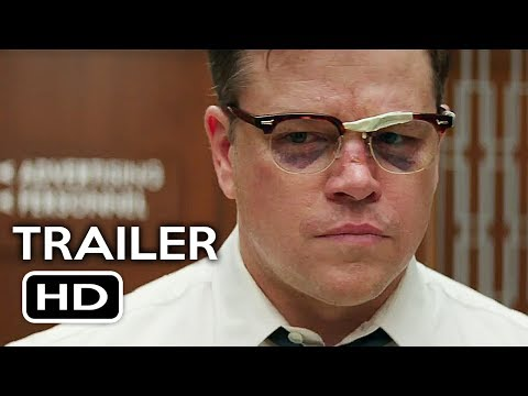 Suburbicon Official Trailer #1 (2017) Matt Damon, Oscar Isaac Crime Comedy HD