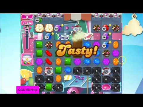 Candy Crush Saga Level 2232 NO BOOSTERS Cookie