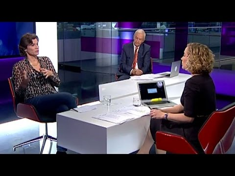 Channel 4 News: UK Government's industrial strategy - 21 Nov 2016