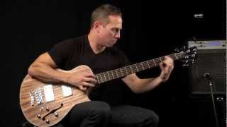 FRAMUS & WARWICK - Meet the Players - Ryan Martinie