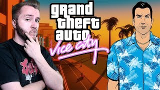 NAJLEPSZA CZĘŚĆ GTA! - GRAND THEFT AUTO: VICE CITY #1 | Diabeuu