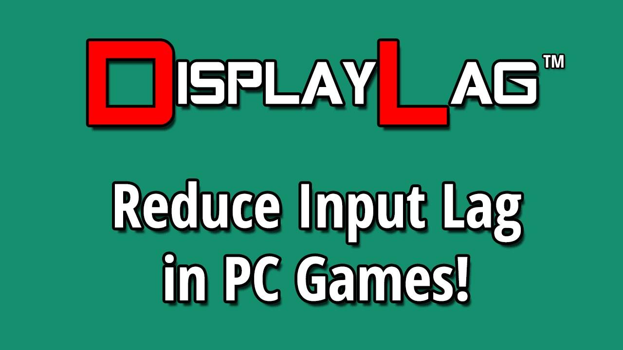 Pc Input Lag Test Nvidia Geforce Cp V Sync Maximum Pre