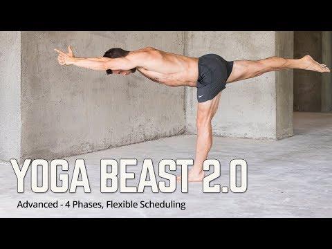 Yoga Beast 2.0 (New MFY Program!!)