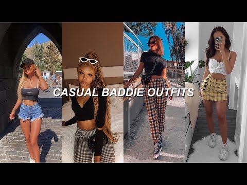 Casual Baddie Outfits Youtube