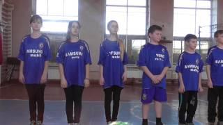 урок дитячої легкої атлетики. Середня школа