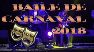 Los Sonorritmicos con Jesus Ramirez, Baile de Carnaval 2018 Secc. Primera, Xayacatlán de Bravo, Pue.