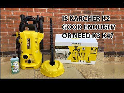 KARCHER K2 CUSTOMER REVIEW & DEMO - PATIO CLEANER. ARE KARCHER K3 K4 WORTH IT?