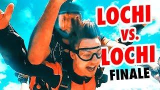 Lochi vs. Lochi Extrem - 5000 Meter Sprung in Rom | Die Lochis