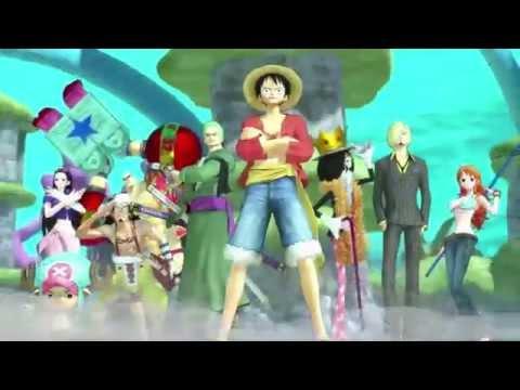 One Piece: Pirate Warriors 3 - Launch Trailer