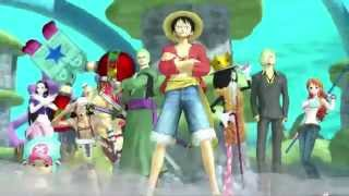 One Piece: Pirate Warriors 3 - Launch Trailer