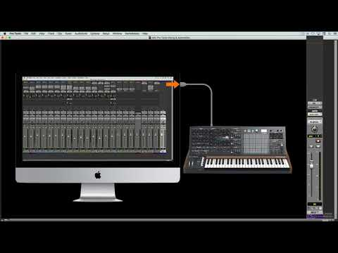 Pro Tools 104: Mixing  Automation - 3. The Pro Tools Mixer