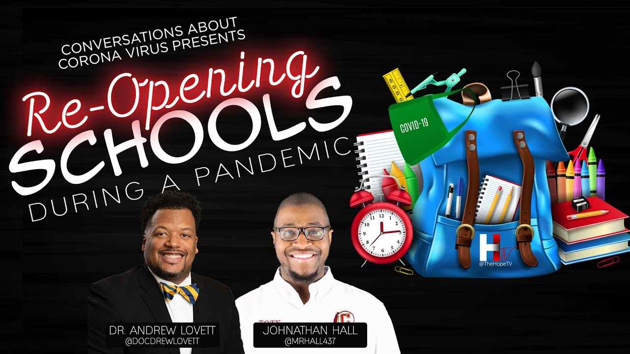 Re-Opening Schools During a Pandemic