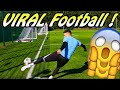 Viral Football! - Incredible! You Won't Believe This! video