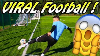 VIRAL Football! - INCREDIBLE! You Won't Believe This! | Billy Wingrove & Jeremy Lynch