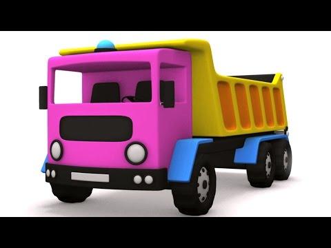 mainan unboxing | dumper lori | kompilasi kenderaan anak-anak | Dumper Truck For Kids |Kids Vehicle