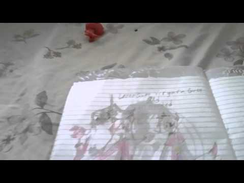 Leann Gwen Vergara Gwen And Get Mangled Drawing