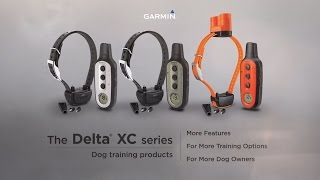Delta Xc Series: Simple And More Effective Dog Training In Your Hands