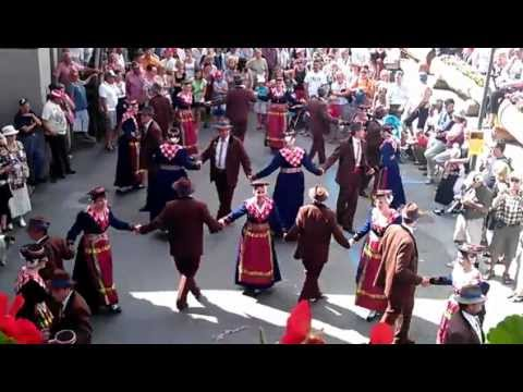 Traditional Swiss Dance