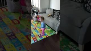 Dancing Chunga-Changa song.