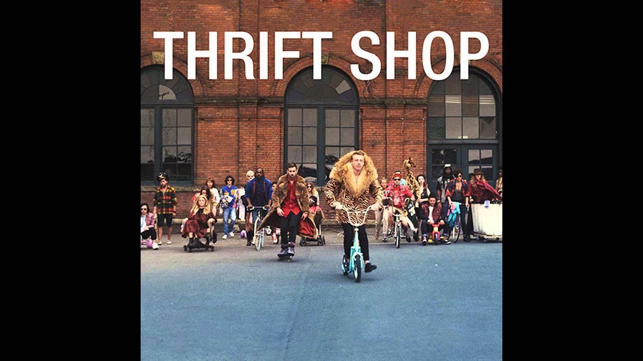 Macklemore X Ryan Lewis - Thrift Shop (Feat. Wanz) + Lyrics