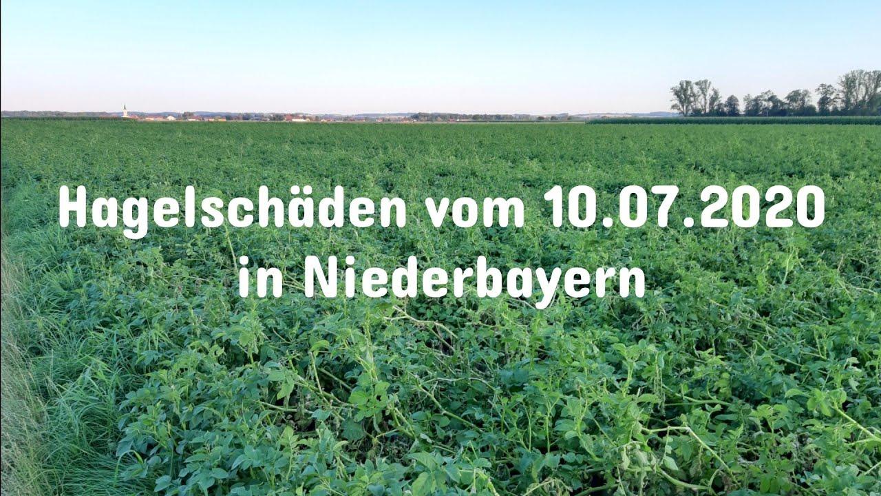 Gewitter Niederbayern
