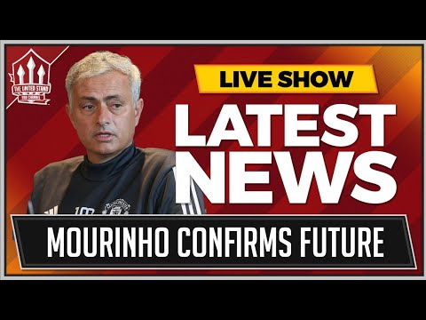 MOURINHO Fury At MANCHESTER UNITED Quit Talk! MAN UTD News