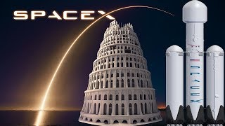 Space X and Tower Of Babel: Rebuilding The Rebellion (2018)