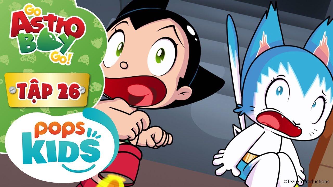 Go Astro Boy Go Tập 26 - Bọ Thoát Ra Kìa - Hoạt Hình Tiếng Việt