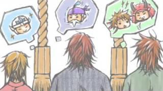 【手描きBASARA】風魔中心忍sで「ろーんさむ」【高画質版】 thumbnail