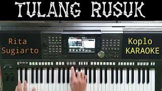 Download TULANG RUSUK - Rita Sugiarto versi Karaoke Dangdut Time cover YAMAHA PSR S970 Mp3