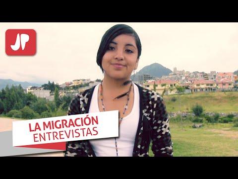 El Fenómeno Migratorio en el Ecuador   La migración