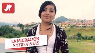 El Fenómeno Migratorio en el Ecuador | La migración