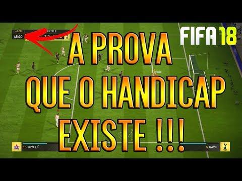 A Prova Que Existe Handicap No Fifa