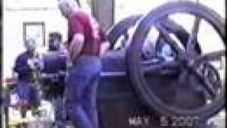 25 HP Columbus Cam Stopper Start Up