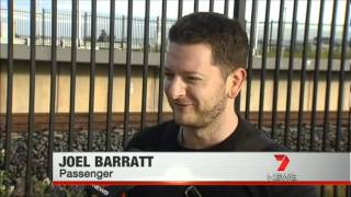 Seven News Sydney - New CityRail Timetable proposal (15/6/2012)
