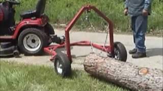 Diy Build Your Own ... Log Skidder Plans