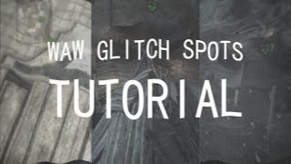 Sb Teds: Makin/dome Roof Glitches Tutorial! - Waw Glitch Spots #3