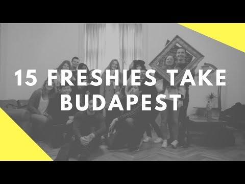 BUDAPEST TRAVEL VLOG
