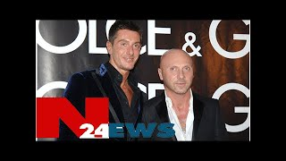 Stefano gabbana opens up about romance with domenico dolce