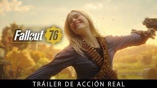 Fallout 76 –Tráiler de acción real