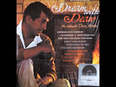 Dean Martin - Everybody Loves Somebody (The Hit Version)