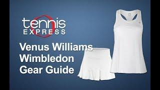 Venus Williams Wimbledon 2017 Gear Guide   Tennis Express
