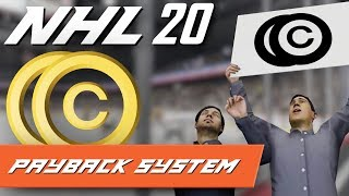 NHL 20 Payback System Tutorial