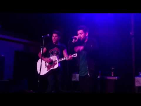 Dan and Shay - 'All Nighter'  and  'Already Ready' (The Institute, Birmingham)
