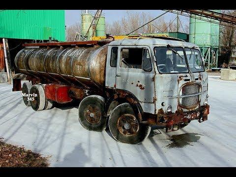 Un Vecchio Camion FIAT  690 Che Non è Morto