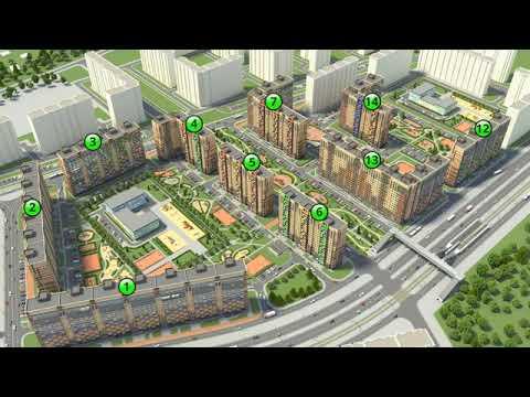 Жилой квартал Пригород Лесное в Ленинском районе в Мисайлово - обзор, цены, отзывы