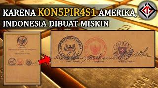 Harta Bung Karno Part 1; Perjanjian John F Kenedy dan Soekarno tentang dan Emas di Bank Swis