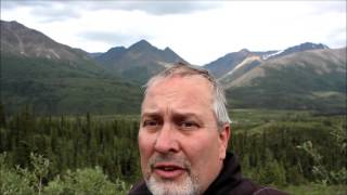 Solo Beyond the Northern Hinterlands: The Nahanni Range Road