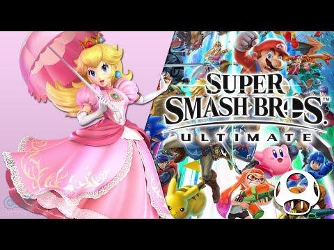 Ground Theme Super Mario Bros 2 New Remix - Super Smash Bros Ultimate Soundtrack