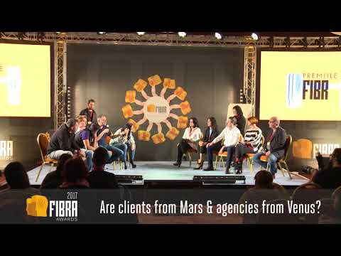 "[Conferintele FIBRA #2] ""Are Clients from Mars & Agencies from Venus?"""